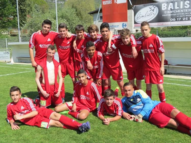 FC NIVOLET (73)