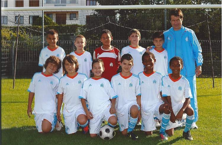 U11 O. Marseille (13)