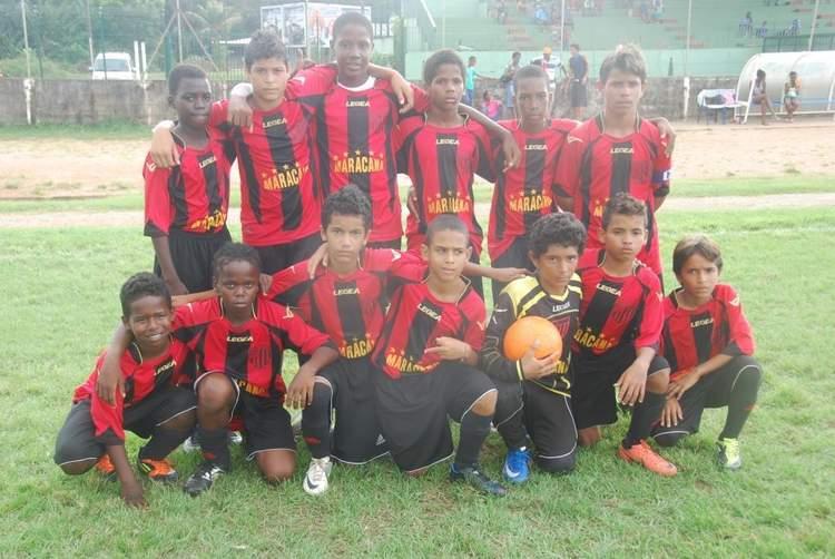 U13 O. Cayenne (Guyane)