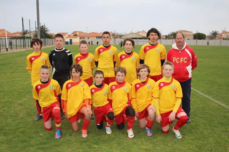 U13 Perpignan Canet FC (66)