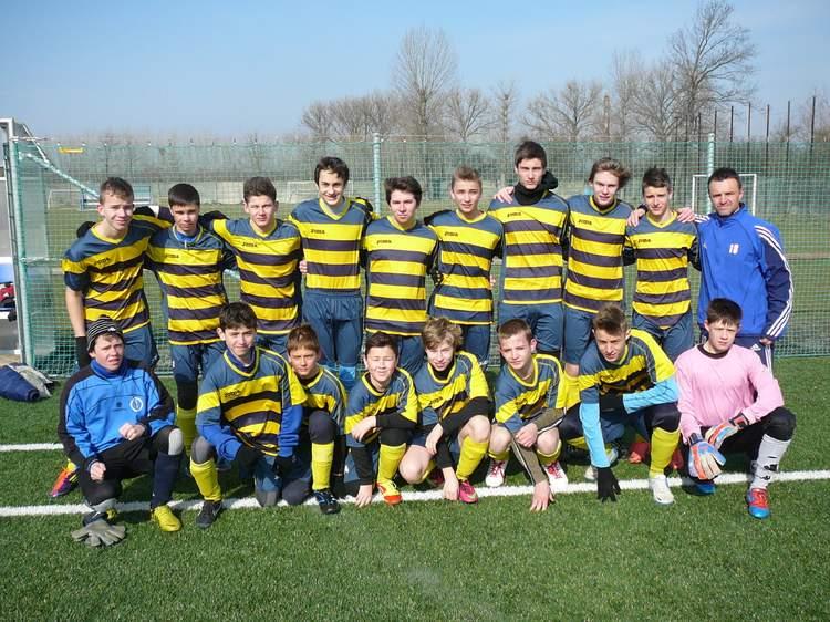 U15 FC Kunovice (Rép. Tchèque)