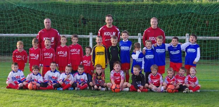 Débutants Saison 2010 / 2011