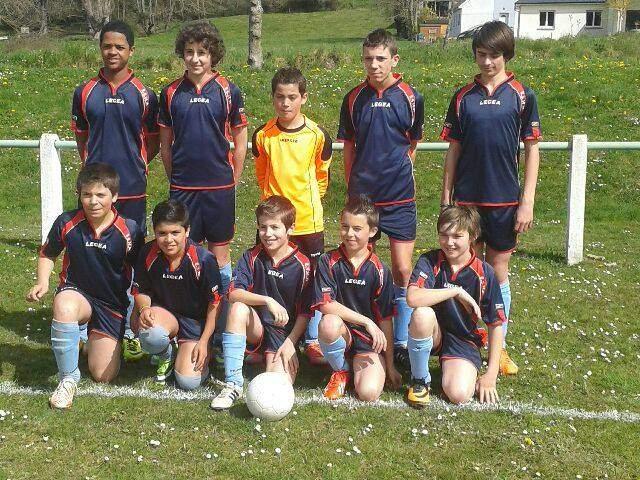 U13 Entente Sportive Haut Adour