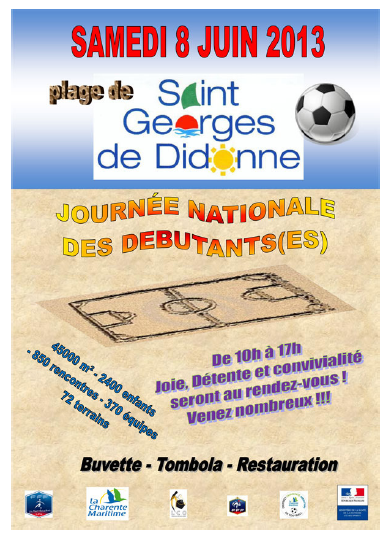 Journee Nationale des Debutants AEF