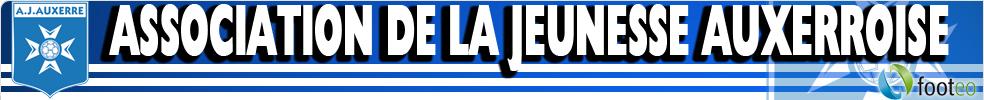 AJ Auxerre : site officiel du club de foot de AUXERRE - footeo