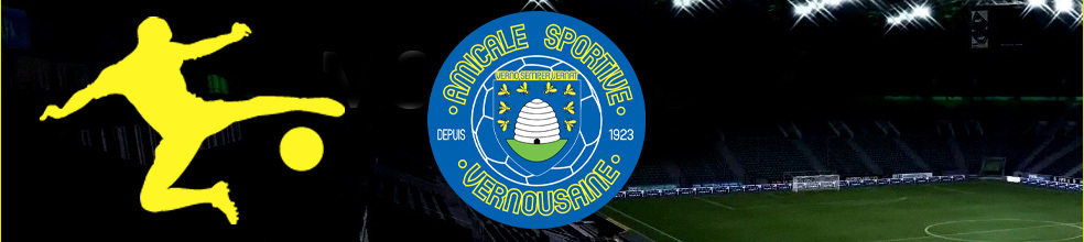 Amicale Sportive Vernousaine : site officiel du club de foot de Alboussiere - footeo