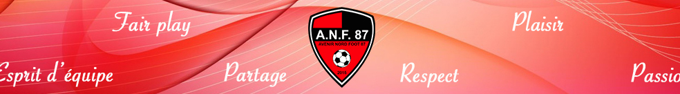 AVENIR NORD FOOT 87 : site officiel du club de foot de AVENIR NORD FOOT 87 - footeo