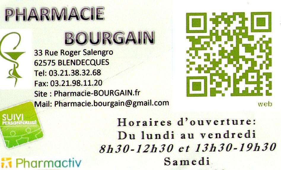 phamarcie bourgain