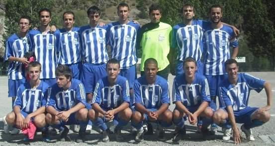 Seniors Argentière Sports Ecrins 1