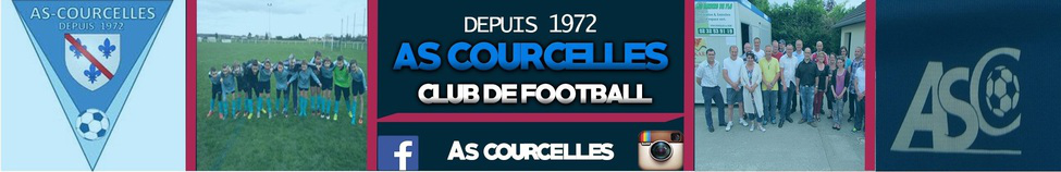 ASSOCIATION SPORTIVE COURCELLES : site officiel du club de foot de COURCELLES SUR SEINE - footeo