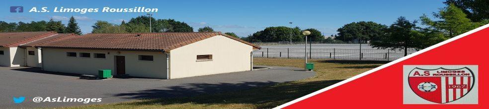 Association Sportive Limoges Roussillon : site officiel du club de foot de LImoges - footeo