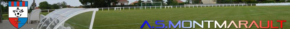Association Sportive Montmarault : site officiel du club de foot de MONTMARAULT - footeo