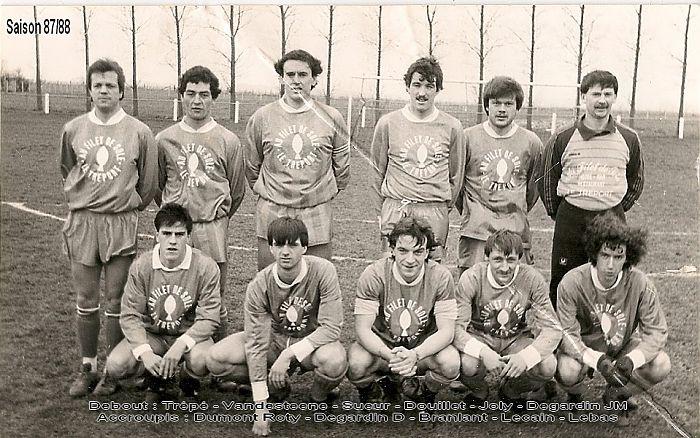 Saison 87/88