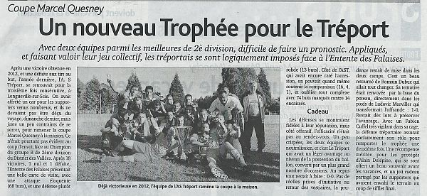 Informations Dieppoises Du 01 07 2014