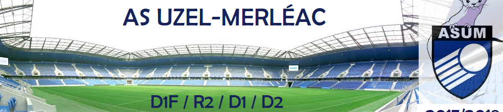 AS UZEL MERLÉAC : site officiel du club de foot de UZEL - footeo