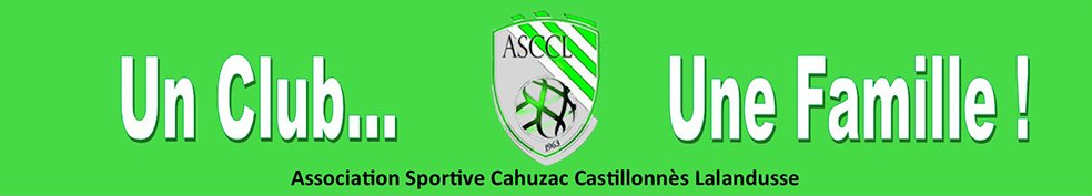 ASCCL : site officiel du club de foot de CASTILLONNES - footeo