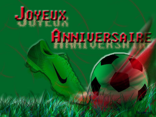 Actualite Bon Anniversaire Aurelien Photo N 1 Club Football