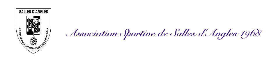 Association Sportive de Salles d'Angles : site officiel du club de foot de SALLES D ANGLES - footeo
