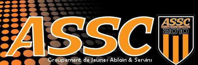 ASSC : site officiel du club de foot de Servins - footeo