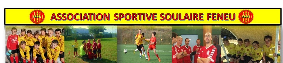 association sportive soulaire-feneu : site officiel du club de foot de FENEU - footeo