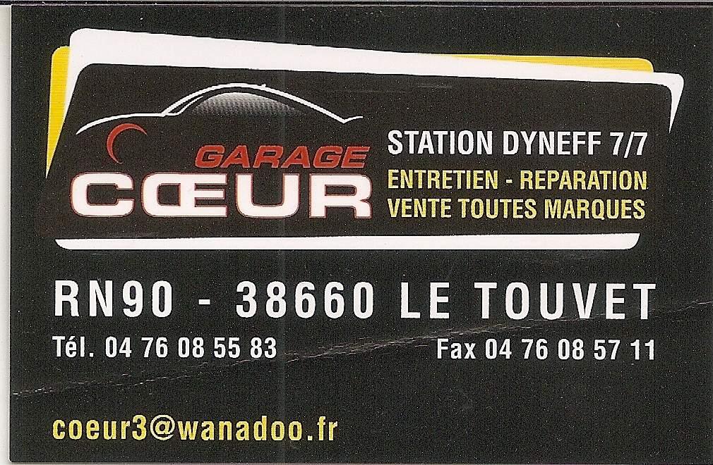 Garage Coeur Le Touvet