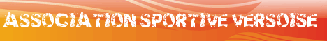 ASSOCIATION SPORTIVE VERSOISE  : site officiel du club de foot de VERS PONT DU GARD - footeo