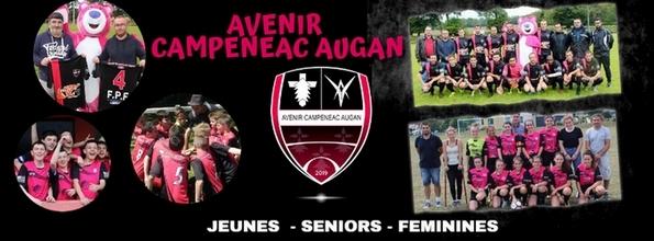 AVENIR CAMPENEAC AUGAN : site officiel du club de foot de CAMPÉNÉAC - AUGAN - footeo