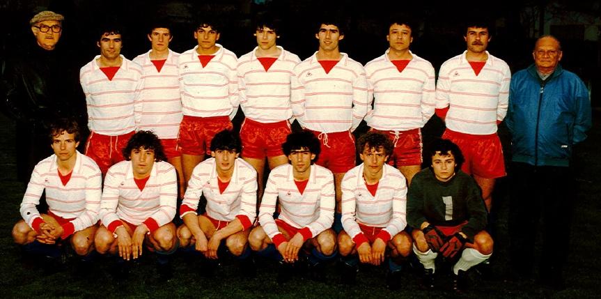 Equipe 1 en 1984-1985