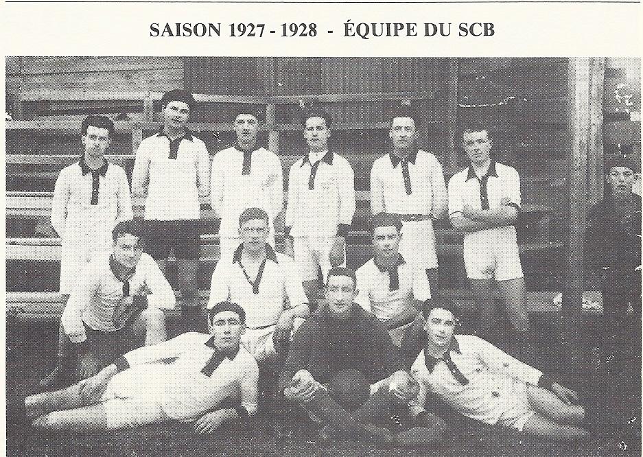Equipe 1 en 1927-1928