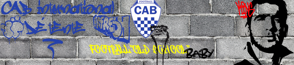 CAB International Loisir : site officiel du club de foot de BEGLES - footeo