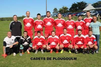 Cadets de Plougoulm A