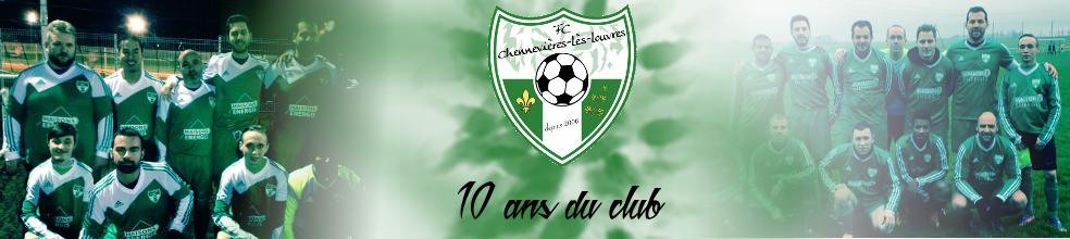 CHENNEVIERES LES LOUVRES FOOTBALL CLUB : site officiel du club de foot de Chennevières-lès-Louvres - footeo