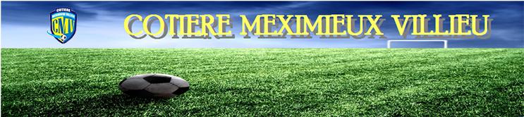 Côtière Meximieux Villieu : site officiel du club de foot de MEXIMIEUX - footeo