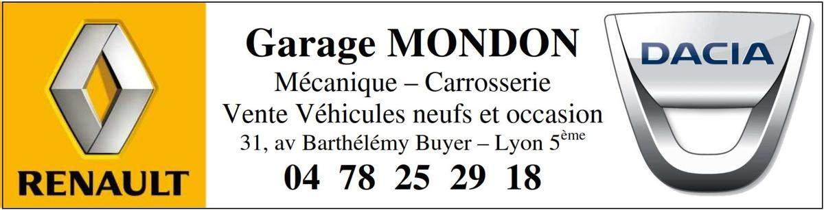 Garage Mondon Lyon