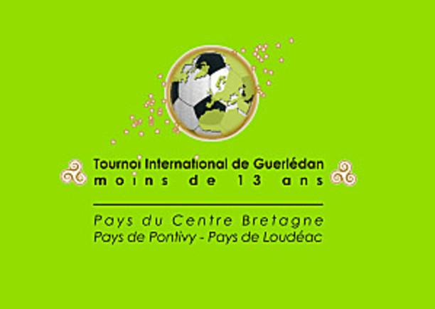 Logo officiel du tournoi de football international de Guerlédan (catégorie jeune U13)
