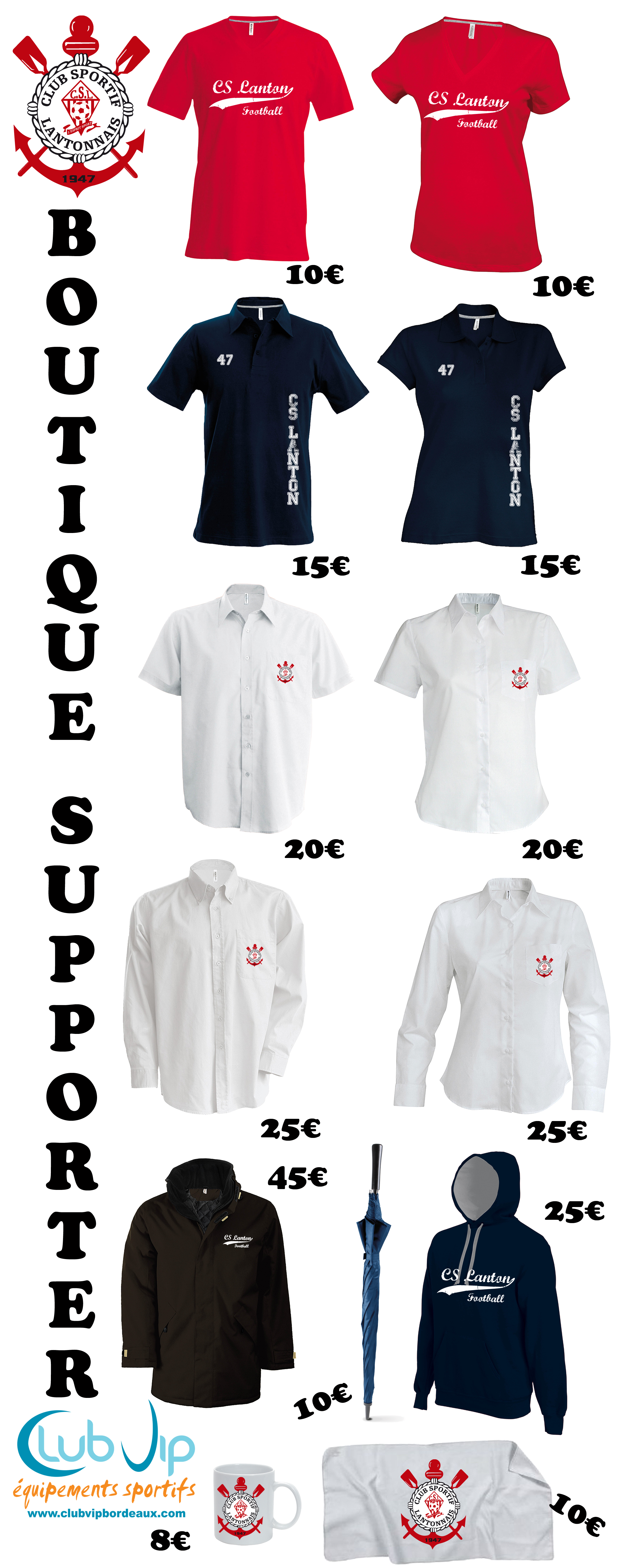 Catalogue Supporter