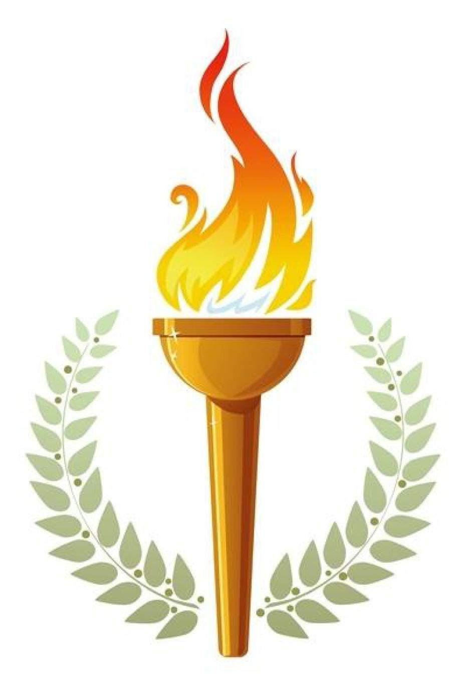 Actualit olympiades u15 28 ao t 2014 club football - Flamme olympique dessin ...