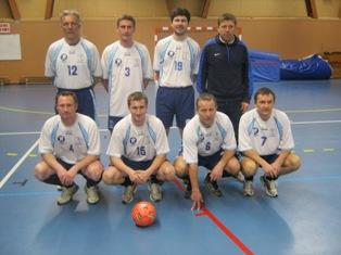 une équipe de l'Aef 02