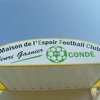L'Espoir Football Club Condéen : site officiel du club de foot de Condé sur Huisne - footeo