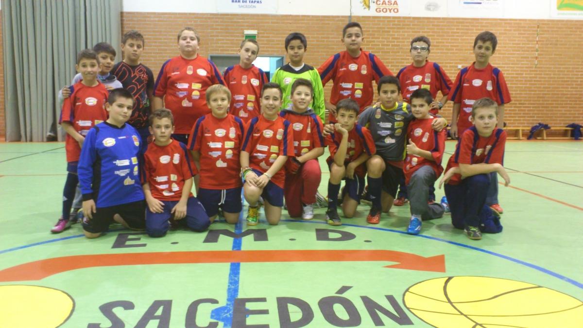 ESCUELA MUNICIPAL DE DEPORTES SACEDÓN : sitio oficial del club de fútbol de Sacedón - footeo