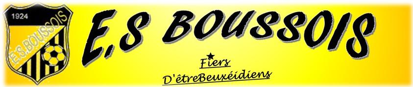 ETOILE SPORTIVE DE BOUSSOIS : site officiel du club de foot de Boussois - footeo