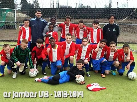 E.S. Jambes - U13