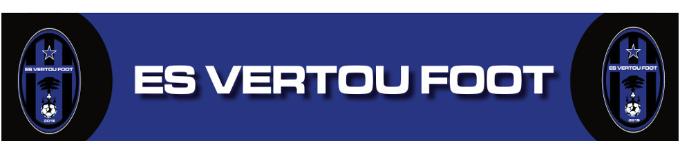 Etoile Sportive Vertou Foot : site officiel du club de foot de Vertou - footeo