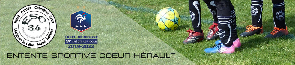 ENTENTE SPORTIVE COEUR HERAULT : site officiel du club de foot de FONTES - footeo
