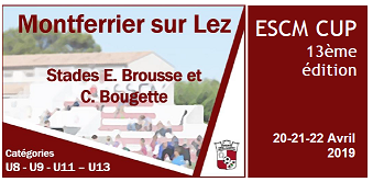 ESCM CUP : site officiel du tournoi de foot de MONTFERRIER SUR LEZ - footeo