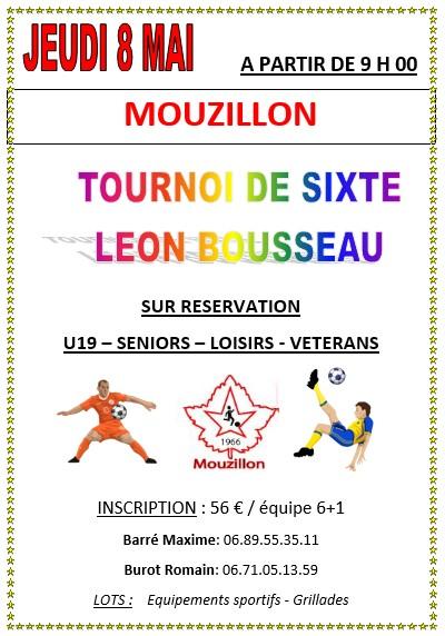Tournoi Léon Bousseau