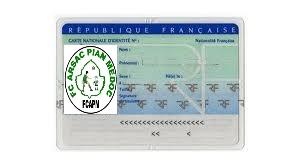 Carte Identité FCAPM