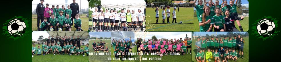 F.C. ARSAC PIAN MEDOC : site officiel du club de foot de LE PIAN MEDOC - footeo