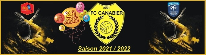 FOOTBALL CLUB CANABIER : site officiel du club de foot de CONNAUX - footeo