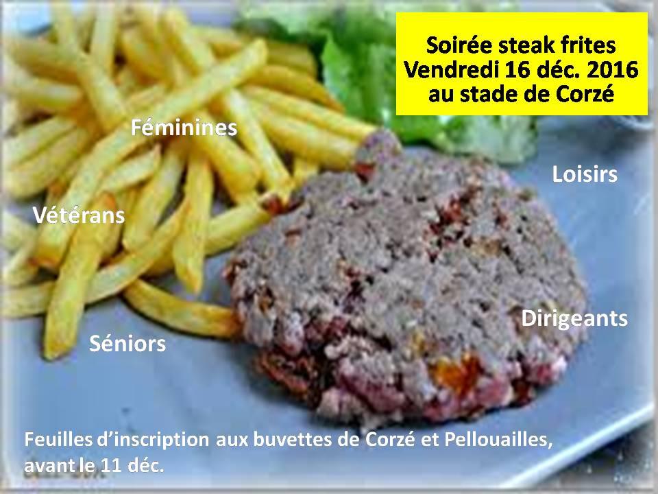 Steak frite 16-12-2016